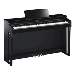 Yamaha Digital Pianos CLP-625 Polished Ebony