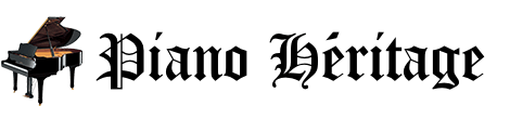 Piano Héritage Laval Quebec Logo