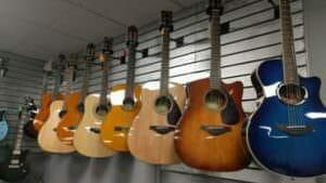 Yamaha Guitars Laval Québec