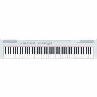 Piano numérique Yamaha P-115 blanc