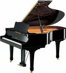 Yamaha Grand Piano Laval Quebec