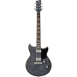 Yamaha Revstar RS620 Electric Guitar Burnt Charcoal
