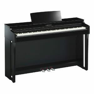 Yamaha Digital Pianos CLP-625 Polished Ebony