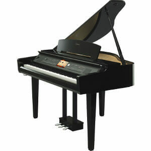 Yamaha CVP-709 Grand Piano