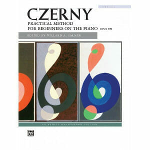 Czerny Practical Method For Beginners On The Piano Opus 599
