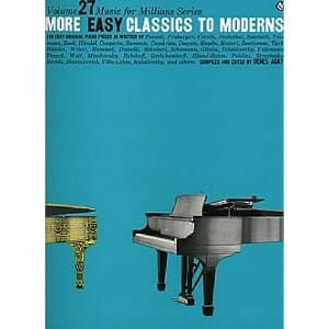 More Easy Classics to Moderns Vol. 27