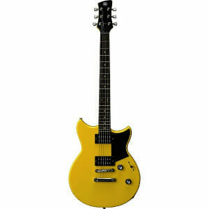 Yamaha Revstar RS320 Electric Guitar RS320 Stock Yellow