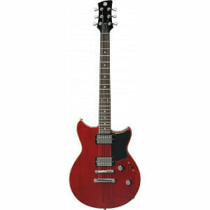 Yamaha Revstar RS420 Electric Guitar Fire Red