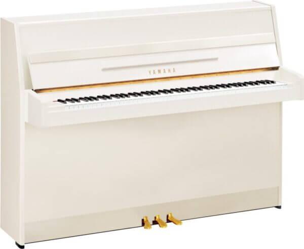 Yamaha B1 Piano Polished White