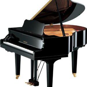 Silent Grand Piano