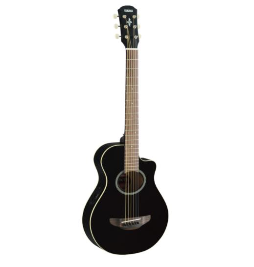 Yamaha Black Acoustic Guitar